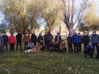 Çubuk'ta öğretmenler doğa yürüyüşü yaptı