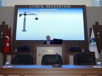 Başkan Demirbaş, yeni yılda yapılacak çalışmaları tanıttı