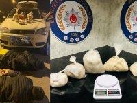 Ankara'da 2 ayrı operasyonda 20 kg eroin ele geçirildi