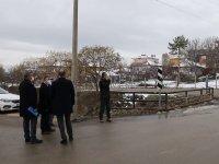 Başkan Demirbaş, Söğütözü Deresi Üzerindeki Köprüleri İnceledi