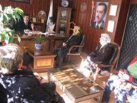 Hanımlar Lokalinden Başkan Tuğlucaya Ziyaret