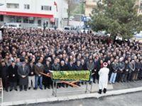 Akyurt Belediye Başkanının Babası Vefat Etti