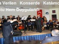 Çubuk'ta Verilen Konserde Katılımcılar Hem Coştu Hem Duygulandı