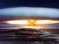 İRAN'IN 25 TANE ATOM BOMBASI VAR