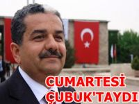 CUMARTESİ ÇUBUK'TAYDIM.