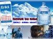 Çubukspor'un Su Sponsoru  Öznur Su Gıda