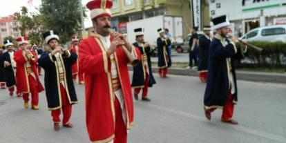 FESTİVAL'E START VERİLDİ...