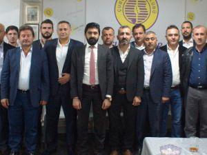 Çubukspor Yönetim Kurulu Üyeleri 2017