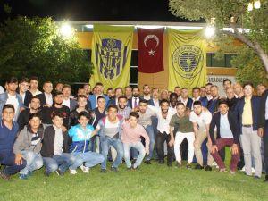 Çubukspor Futbol Takımını Basına Tanıttı