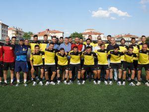 Çubukspor Yeni Sezon Hazırlıklarına Başladı
