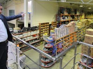 Hortum Market Turkiye'nin ilk ve Tek Hortum Marketi