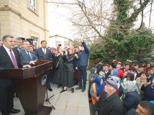 Çubuk Belediye Başkanı Baki Demirbaş, Göreve Başladı