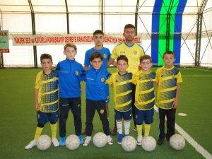 Topkapı Futbol Sarayı'nın Büyük Başarısı