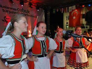 KONTV ÇUBUK TURŞU FESTİVALİ BAŞLADI 2013
