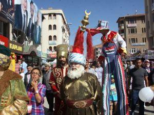 KONTV 2 ÇUBUK TURŞU FESTİVALİ BAŞLADI 2013